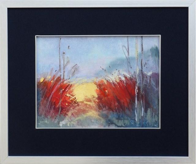 Obraz do salonu artysty Wacław Jagielski pod tytułem Zachód Słońca