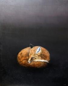 Obraz do salonu artysty Klaudia Choma pod tytułem Dobrej nocy