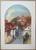 Obraz do salonu artysty Michał Smółka pod tytułem Bez tytułu