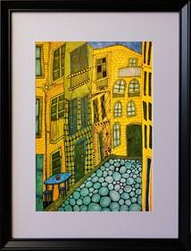 Obraz do salonu artysty Luiza Poreda pod tytułem Wspomnienia lata