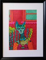 Obraz do salonu artysty Luiza Poreda pod tytułem Wszystkozwierz
