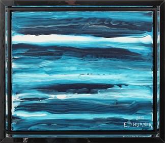 Obraz do salonu artysty Edward Dwurnik pod tytułem Morze