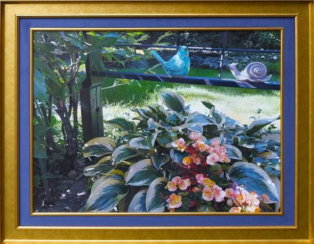 Obraz do salonu artysty Grzegorz Chojnacki pod tytułem Funkie
