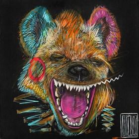 Obraz do salonu artysty Wojciech Brewka pod tytułem Smile
