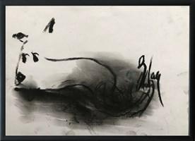 Obraz do salonu artysty Bożena Wahl pod tytułem Portret pieska 1