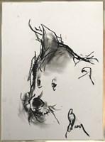 Obraz do salonu artysty Bożena Wahl pod tytułem Piesek 5
