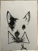 Obraz do salonu artysty Bożena Wahl pod tytułem Piesek 8