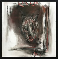Obraz do salonu artysty Bożena Wahl pod tytułem Lala
