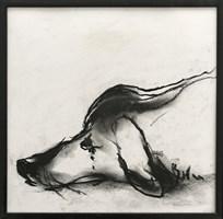 Obraz do salonu artysty Bożena Wahl pod tytułem Smutas