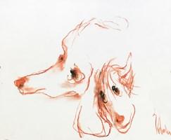 Obraz do salonu artysty Bożena Wahl pod tytułem Przyjaźń