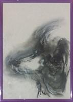 Obraz do salonu artysty Bożena Wahl pod tytułem Portret psa - z cyklu portrety zwierząt 043