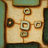 Obraz do salonu artysty Wojciech Odsterczyl pod tytułem A6