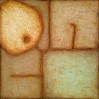 Obraz do salonu artysty Wojciech Odsterczyl pod tytułem Nieśmiały krzyk