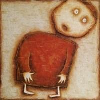 Obraz do salonu artysty Wojciech Odsterczyl pod tytułem Tadek
