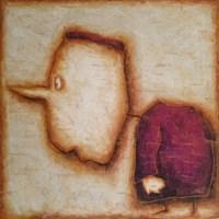 Obraz do salonu artysty Wojciech Odsterczyl pod tytułem Klemens