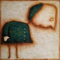 Obraz do salonu artysty Wojciech Odsterczyl pod tytułem Benedykt