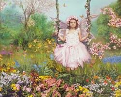 Obraz do salonu artysty Zbigniew Kopania pod tytułem Ogród