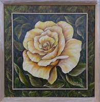 Obraz do salonu artysty Bożena Olak pod tytułem Róża