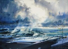 Obraz do salonu artysty Adam Papke pod tytułem Carpathian Mountains