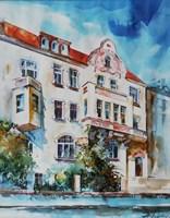 Obraz do salonu artysty Adam Papke pod tytułem Bydgoszcz 2
