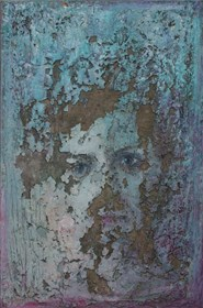 Obraz do salonu artysty Piotr Trusik pod tytułem Portret Pamięciowy