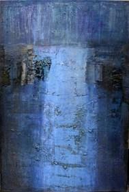 Obraz do salonu artysty Piotr Trusik pod tytułem Wnętrze