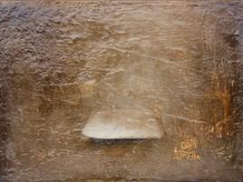 Obraz do salonu artysty Piotr Trusik pod tytułem Pejzaż wewnętrzny