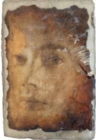 Obraz do salonu artysty Piotr Trusik pod tytułem portret