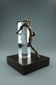Rzeźba do salonu artysty Tomasz Koclęga pod tytułem Appreciation Sui