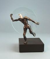 Rzeźba do salonu artysty Tomasz Koclęga pod tytułem Habentem Perfectum