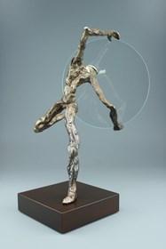 Rzeźba do salonu artysty Tomasz Koclęga pod tytułem Passiones