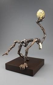 Rzeźba do salonu artysty Tomasz Koclęga pod tytułem Realem Thesaurum