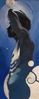 Obraz do salonu artysty Jakub Godziszewski pod tytułem Mężczyzna z dyptyku Żywioły