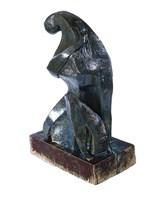 Rzeźba do salonu artysty Wiesław Fijałkowski pod tytułem Postać 2