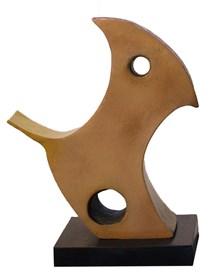 Rzeźba do salonu artysty Wiesław Fijałkowski pod tytułem Ptak