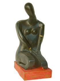 Rzeźba do salonu artysty Wiesław Fijałkowski pod tytułem Ewa