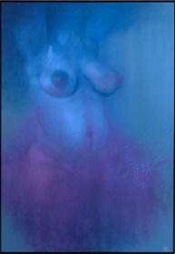 Obraz do salonu artysty Katarzyna Kania pod tytułem Akt