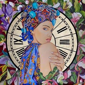 Obraz do salonu artysty Joanna Szumska pod tytułem Wspomnienie