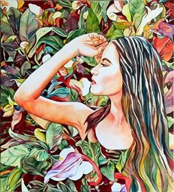 Obraz do salonu artysty Joanna Szumska pod tytułem Terapia