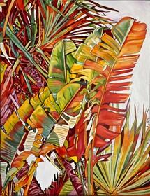 Obraz do salonu artysty Joanna Szumska pod tytułem Chamarel