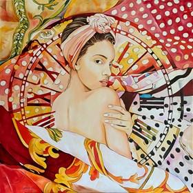 Obraz do salonu artysty Joanna Szumska pod tytułem June