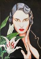 Obraz do salonu artysty Joanna Szumska pod tytułem Alegoria