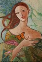 Obraz do salonu artysty Agnieszka Korczak-Ostrowska pod tytułem Wiosna