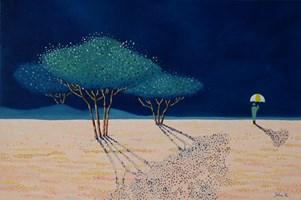 Obraz do salonu artysty Jolanta Kitowska pod tytułem Samotność