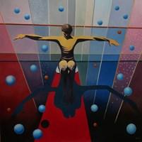 Obraz do salonu artysty Jolanta Kitowska pod tytułem I am free