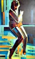 Obraz do salonu artysty Piotr Kachny pod tytułem MelowomaN