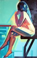 Obraz do salonu artysty Piotr Kachny pod tytułem Hairy Thoughts (Dirty Mind)?