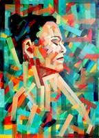 Obraz do salonu artysty Piotr Kachny pod tytułem UltraSilence