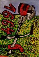 Obraz do salonu artysty Mirosław Śledź pod tytułem Untiled 022