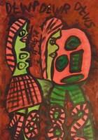 Obraz do salonu artysty Mirosław Śledź pod tytułem Untiled 026
